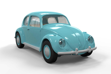 Quickbuild - VW Beetle - Airfix