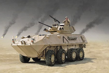 Stridsfordon Byggmodell - LAV-25 Piranha GULF WAR - 1:35 - IT