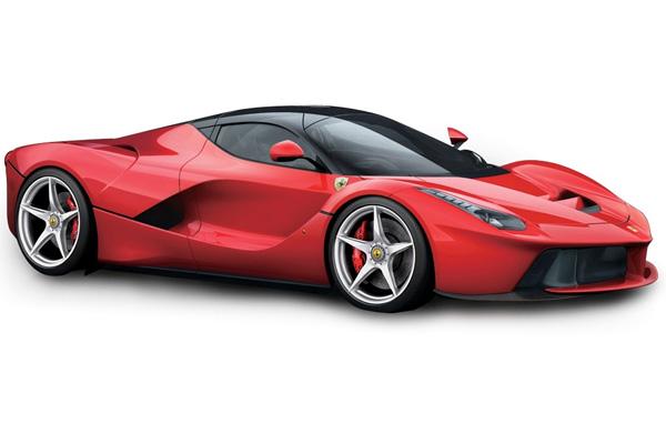 Radiostyrda bilar - 1:16 - SilverLit - LA Ferrari - RTR