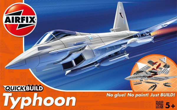 Quickbuild - Eurofighter Typhoon - Airfix