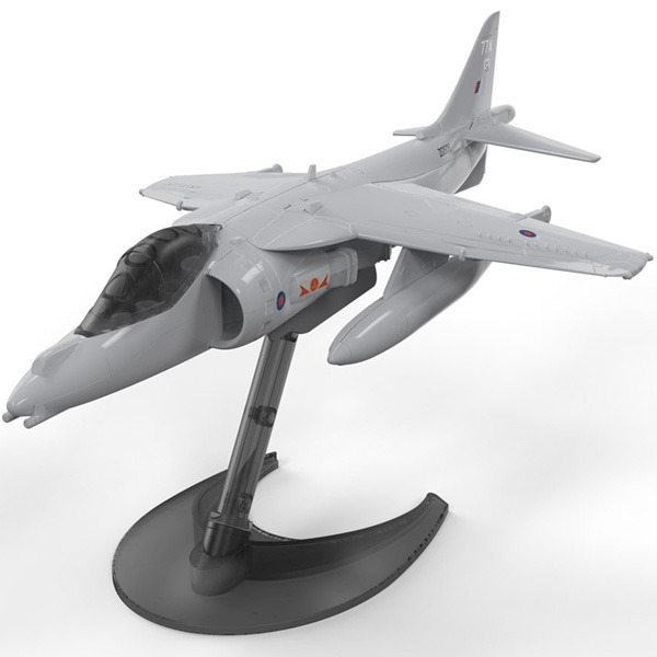 Quickbuild - Harrier - Airfix