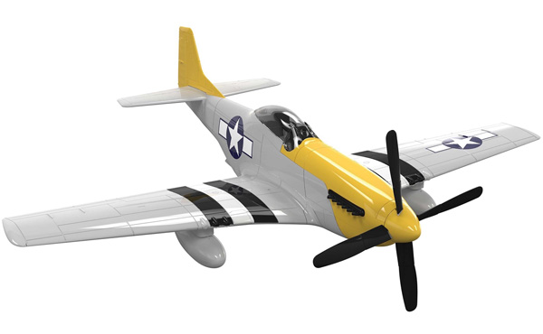 Quickbuild - Mustang - Airfix