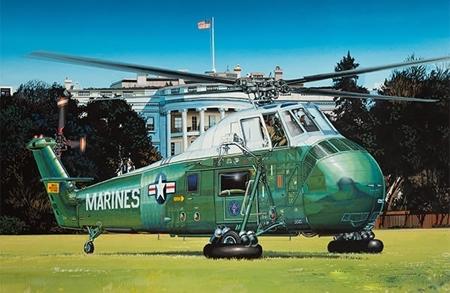Helikopter byggmodell - VH-34D 'Marine One' MRC - 1:48 - MRC