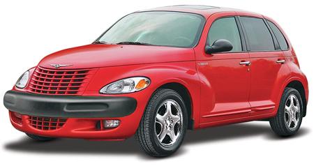 Byggmodell bil - PT CRUISER - SNAP - 1:25 - Rv