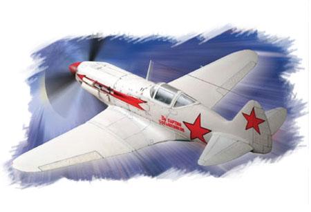 Byggmodell flygplan - MIG-3 - 1:72 - HB