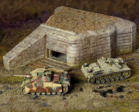 Byggmodell stridsvagn - Sd.kFZ 142:1 Sturmgesch.III - SNAP - 1:72 - IT