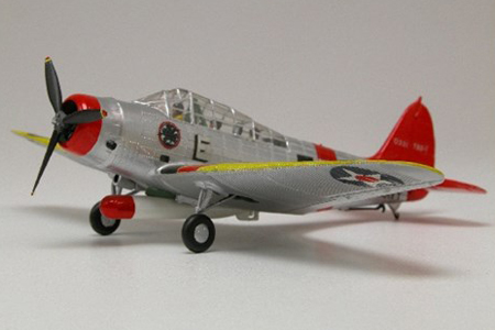 Byggmodell flygplan - Douglas TBD-1 Devastor Military - 1:72 - AirFix