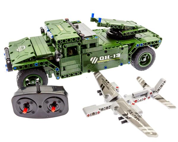 RC bygg modell - UAV-Carrier Mechanical Master - 2,4Ghz - QH