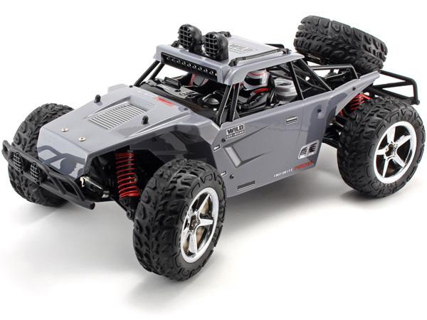 Radiostyrd bil - 1:12 - Desert Buggy 4WD LED - 2,4Ghz - RTR