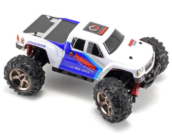 Radiostyrd bil - 1:24 - CoCo Truck 4WD - 2,4Ghz - RTR