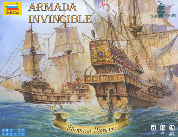 Armada Invincible Historical Wargames