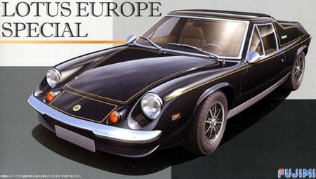 Byggmodell bil - Lotus Europa Special - 1:24 - Fu