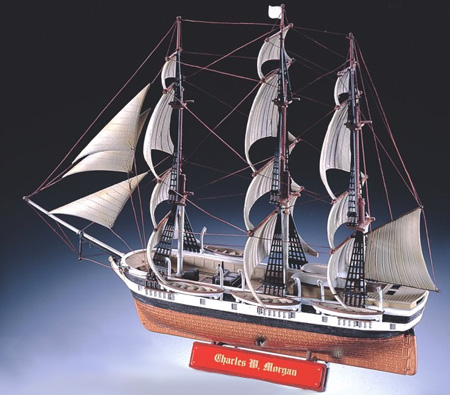 Byggsats Segelbåt - New Bedford Walf. - 1:200 - Academy