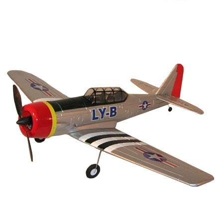 Flygplan - AT6 Texan - EPO - 2,4Ghz - 4ch - RTF