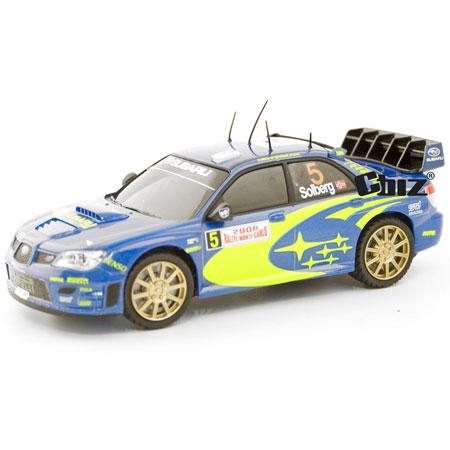 Radiostyrda bilar - 1:28 - Subaru Impreza WRC2006 - RTR