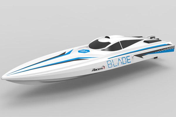 Borstlösa RC båtar - Blade 60 BL - Borstlöst paket - 2,4Ghz - RTR