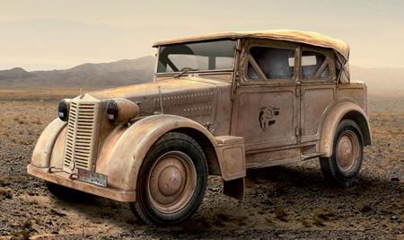 Modellbil - 508 CM Coloniale - Italeri - 1:35