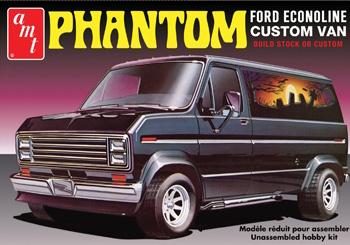 Modellbil - Phantom - AMT - 1:25