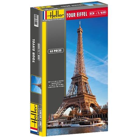 Byggmodell Eiffeltornet - TOUR EIFFEL - 1:650