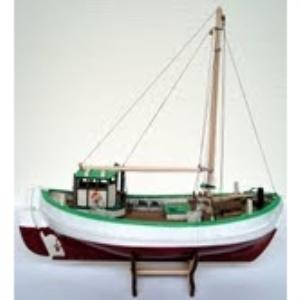 Byggsats Segelbåt - SVEA Trålare från Bohuslän - 1:55