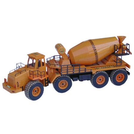 Radiostyrda arbetsfordon - Midjestyrd Cementblandare - 6 kanals - RTR