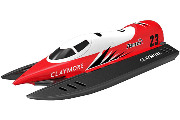 Radiostyrd båt - Claymore F1 - 2,4Ghz - RTR