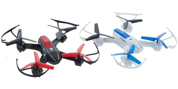 2Fast2Fun - Combat Drone Twin Pack - 2,4Ghz - RTF