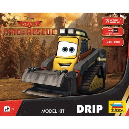 DRIP - Disney Fire & Rescue