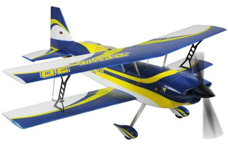 Flygplan - Devil 3D 2,4Ghz BL - 4ch - Borstlöst paket - RTF