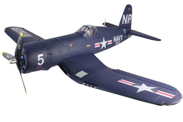 Flygplan - Corsair F4U 1,3m BL - Dy - 2,4Ghz - 4ch - SRTF