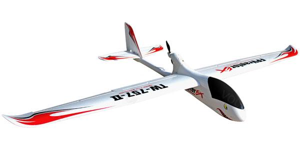 Flygplan - FPVraptor V2 - 2m BL + Kamera + Sim - 2,4Ghz - 6ch - RTF
