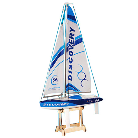 Radiostyrd segelbåt - Joysway Discovery MK2 - 2,4GHz - RTR