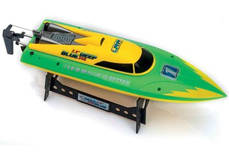 Radiostyrda båtar - Deep Blue 340 High-Speed Racing - 2,4Ghz - RTR