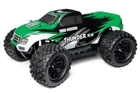 Radiostyrda bilar - 1:10 - Thunder M10 - 2,4Ghz - RTR