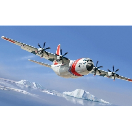 Modellflygplan - C-130J US Coast Guard - 1:72