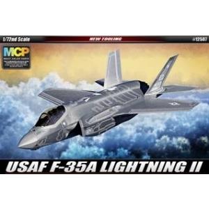 Modellflygplan - F-35A Lightning II - 1:72