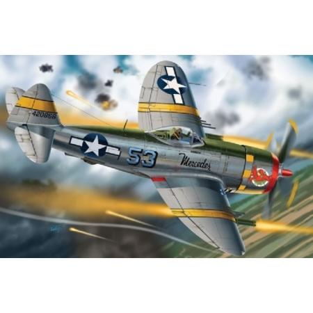 Modellflygplan - P-47D Thunderbolt - 1:48