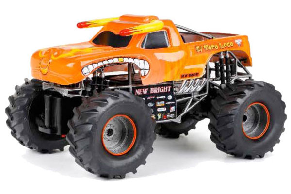 Radiostyrda bilar - 1:15 - New Bright Monster Jam - RTR