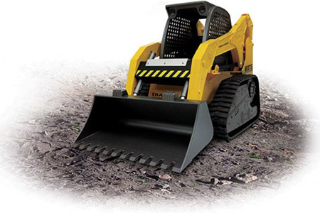 Radiostyrd Caterpillar - 1:12 Premium Label Track Loader - 2,4Ghz - RTR