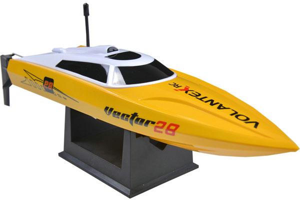 Radiostyrda båtar - Vector 28 - 2,4Ghz - RTR