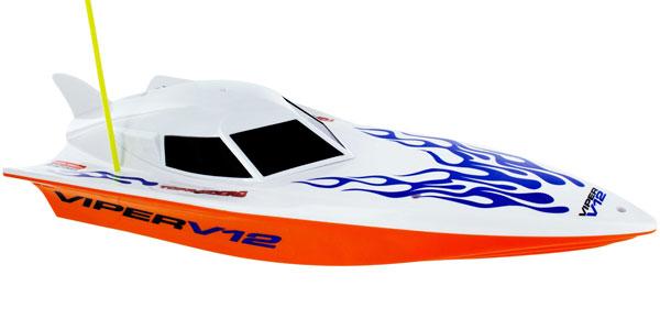 Radiostyrd båt - 1:32 - Viper V12 - RTR