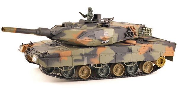 Radiostyrd stridsvagn - 1:24 - Leopard 2 A6 - s.airg. - RTR