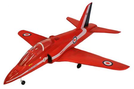 Demo - Flygplan - Red Arrow BL - 4ch - Borstlöst paket