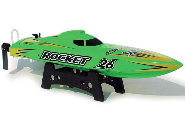 Radiostyrd båt - Rocket 26 - 2,4Ghz - RTR