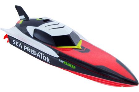 Radiostyrd båt - 1:48 - Sea Predator 27 Mhz - RTR