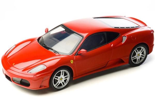 Radiostyrda bilar - 1:16 - Ferrari F430 - Silverlit - RTR