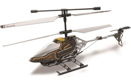 Radiostyrd helikopter - Silverlit Sky Eye - 3ch - RTF
