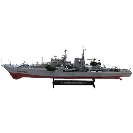 Radiostyrda båtar - Smasher - torpedbåt - RTR