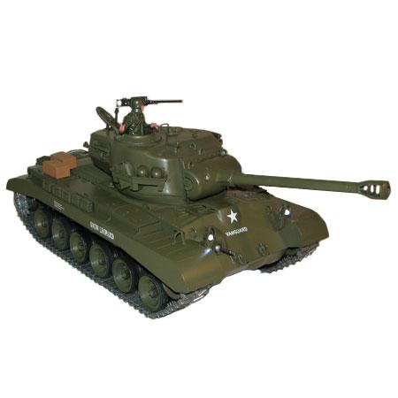 Radiostyrd stridsvagn - 1:16 - Snow Leopard METALL Upg. - 2,4Ghz - s.airg. rök & ljud - RTR
