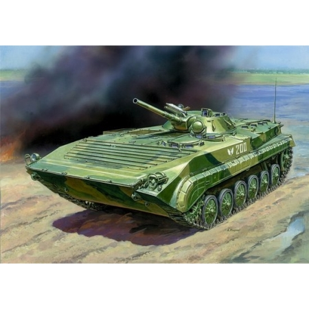 stridsfordon - BMP-1 Russian Infantry Fighting Vehicle - 1:35